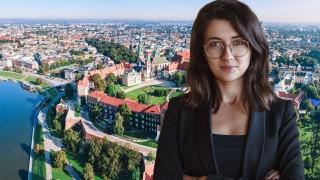 Karolina Słysz, Doradca w dziale reprezentacji najemców biurowych w firmie Cresa Polska