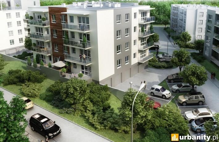 Osiedle Green Home - wizualizacja