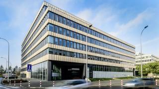 Kompleks biurowy park Rozwoju w Warszawie