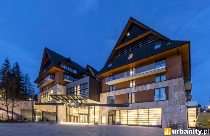Radisson Blu Hotel & Residences w Zakopanem