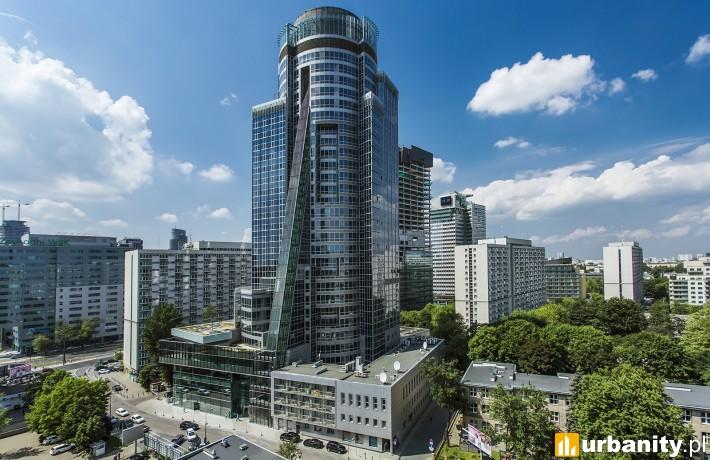 Spektrum Tower w Warszawie