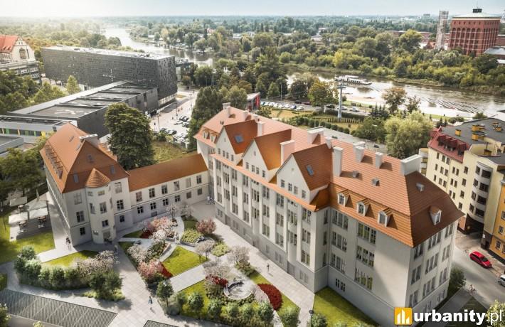 Nowa siedziba Wydziału Matematyki Politechniki Wrocławskiej