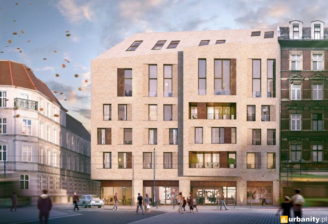 Wykonawca przejmuje plac budowy Apartamentowca Za Bramką