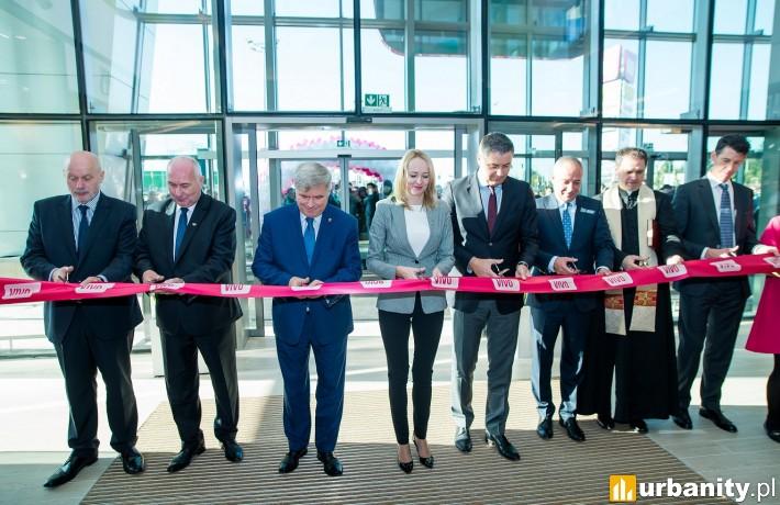 Otwarcie centrum handlowego Vivo! w Krośnie