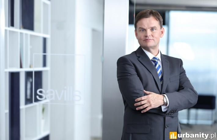 John Palmer, dyrektor zespołu doradztwa inwestycyjnego, Savills Polska