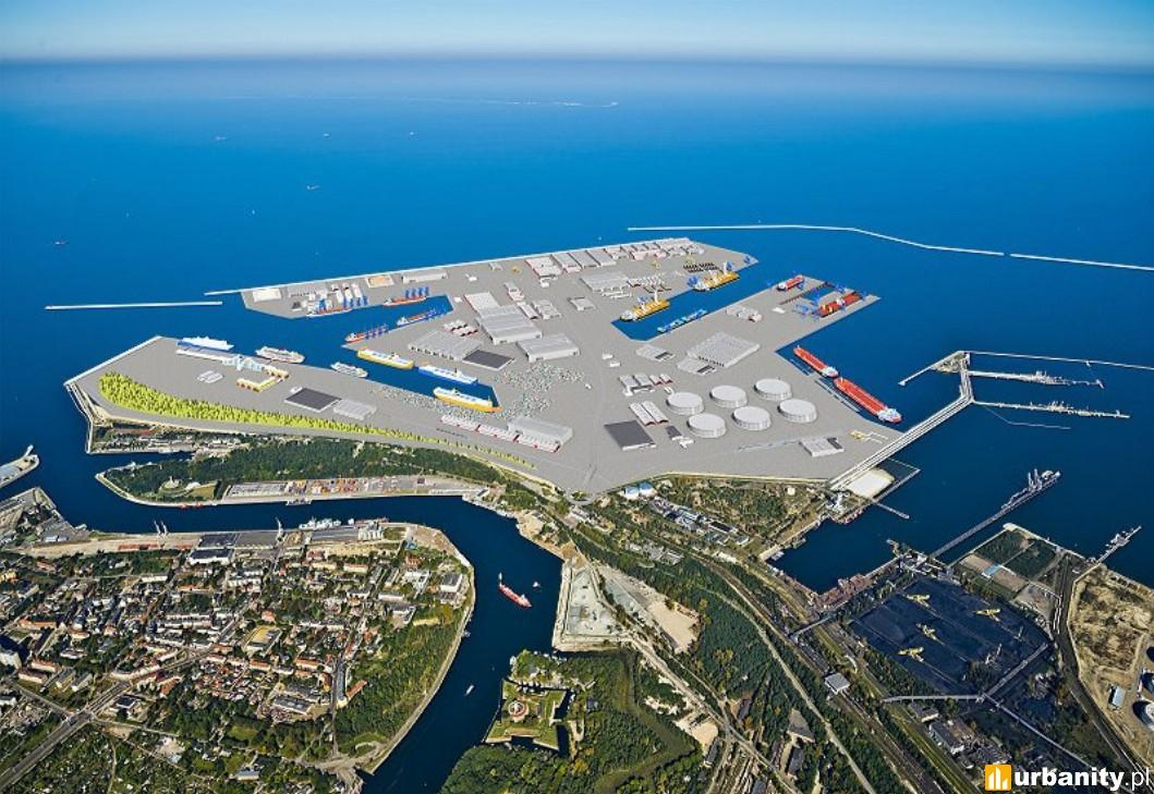 Miliardowa inwestycja Zarządu Morskiego Portu Gdańsk na starcie