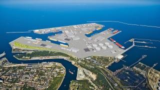 Wstępna koncepcja Portu Centralnego