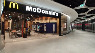 McDonalds w The HUB