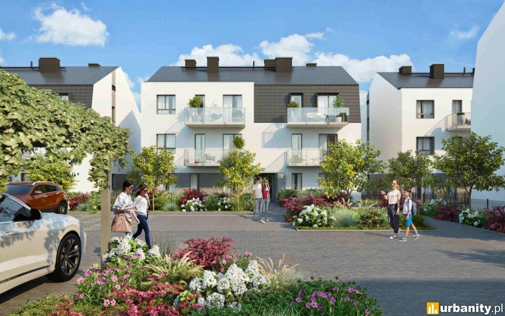 Willowe osiedle od Dom Development we Wrocławiu