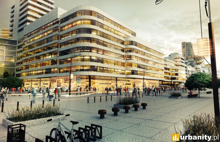 Gdynia Międzytorze - projekt komercyjny spółki Xcity Investment