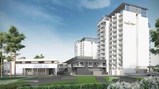 Apartamenty nad morzem w projekcie Porta Mare Wellness & SPA