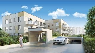 Apartamenty Włodarzewska 70 w Warszawie - projekt
