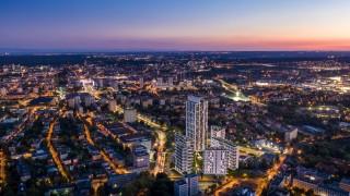 Atal wybuduje mieszkania z najlepszym widokiem w Katowicach. Powstanie ponad 120-metrowy wieżowiec