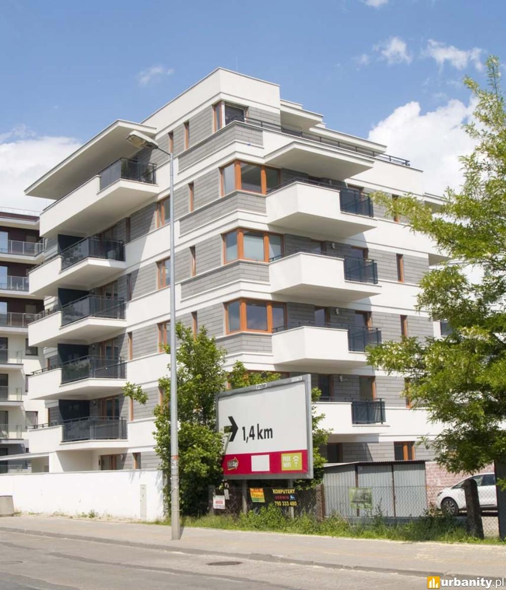 Jest pozwolenie na użytkowanie budynku przy Lazurowej 166A