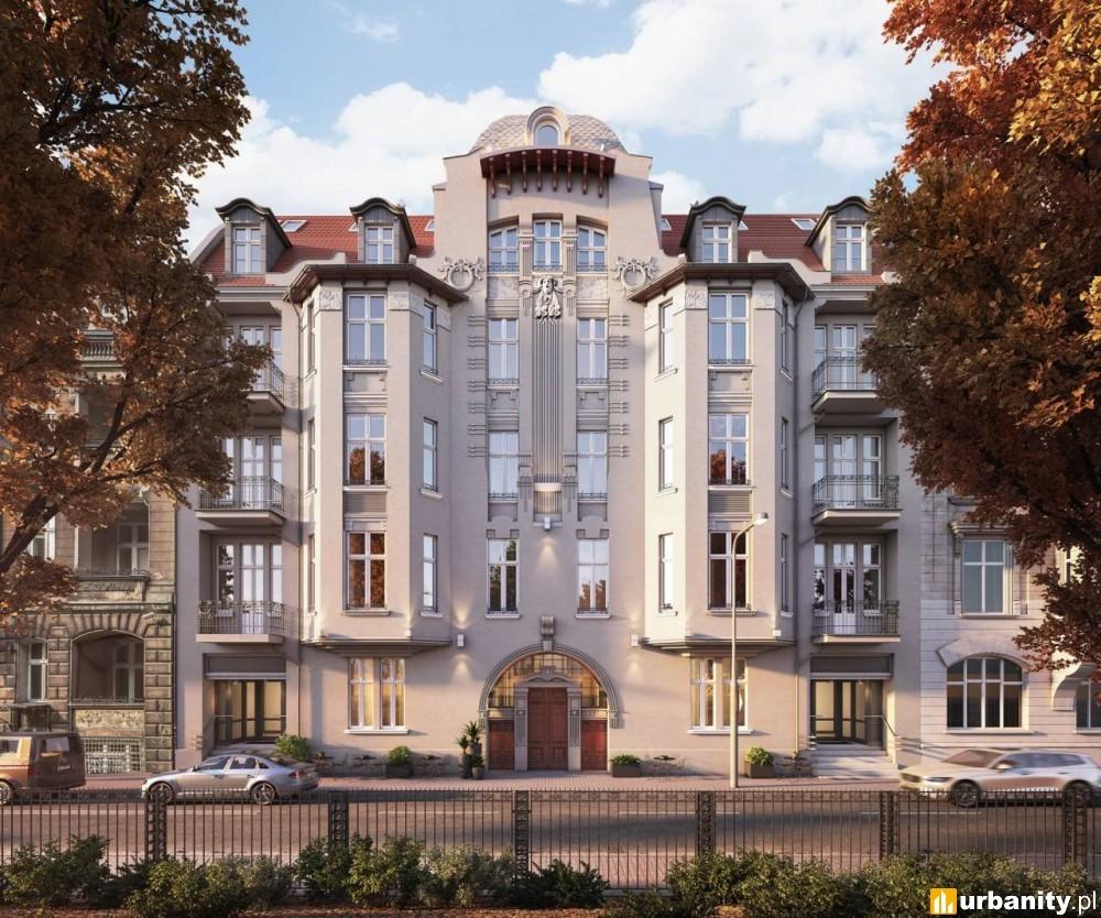 Constructa Plus bierze się za secesyjną kamienicę w Poznaniu