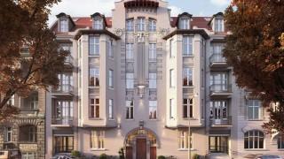 Projekt przebudowy kamienicy przy ulicy Matejki 51