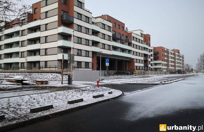 Ukończone osiedle Nowa Racławicka we Wrocławiu
