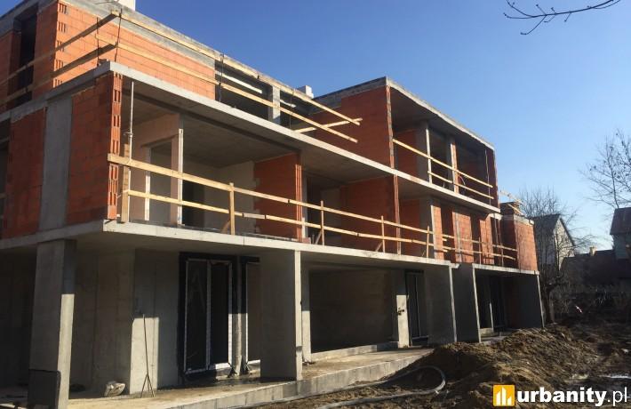 Obecny stan budowy osiedla Quarta Apartamenty Ursynów