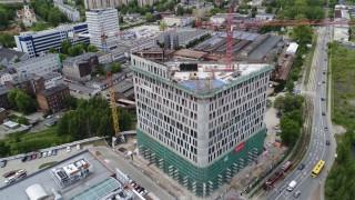 DL Tower w Katowicach z docelową wysokością