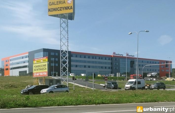 Galeria Koniczynka w Bielsku-Białej (fot. www.bielsko.biala.pl)