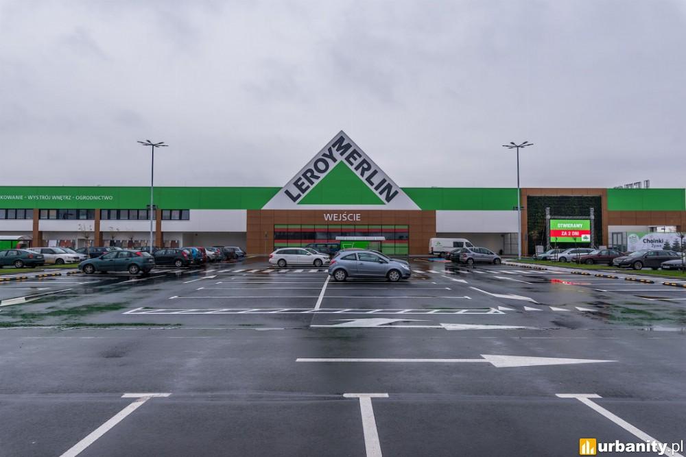 Gigamarket Leroy Merlin w Mirkowie gotowy do otwarcia