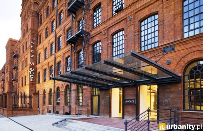 Vienna House Andel's Łódź (fot. materiały inwestora)