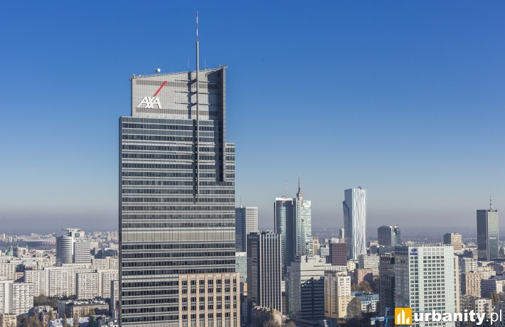 Warsaw Trade Tower w Warszawie