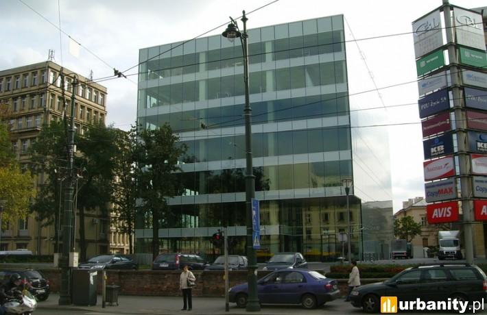 Centrum Biurowe Lubicz II w Krakowie