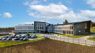 Zielonki: W otoczeniu Jury Krakowsko-Częstochowskiej powstała nowoczesna szkoła podstawowa i przedszkole