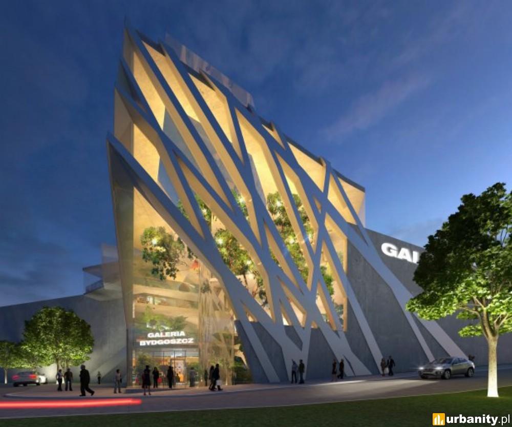 Centrum handlowe w Bydgoszczy za 150 mln euro