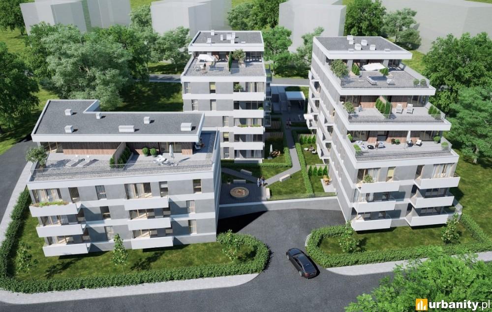 Rusza budowa inwestycji Zielony Sołacz Tarasy
