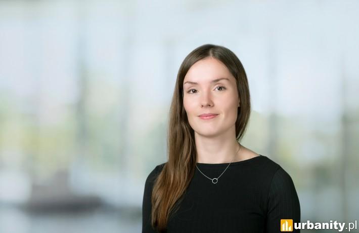Agnieszka Kuehn, menadżer regionalny, dział powierzchni biurowych, Savills Kraków.