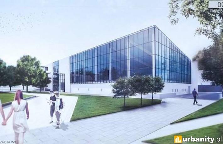 Tak wyglądał będzie toruński basen po zakończeniu inwestycji