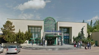 Tak obecnie wygląda dworzec Łódź Kaliska (fot. googlemaps)