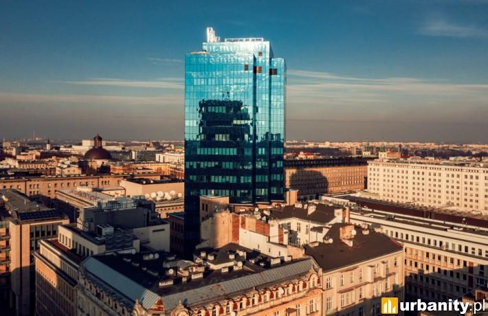 Biurowiec Moniuszki 1A w Warszawie