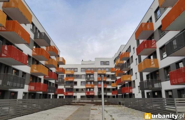 Apartamenty Jana z Kolna - I etap