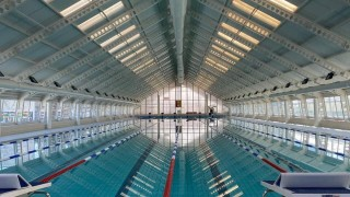Gotowy basen przy Racławickiej we Wrocławiu