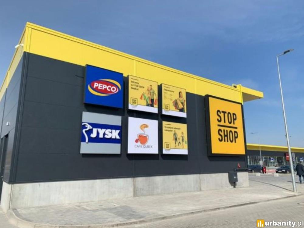 Otwarcie Stop Shop W Siedlcach Z Trzema Sklepami