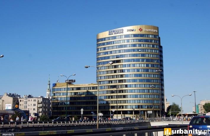 Biurowiec Zebra Tower w Warszawie