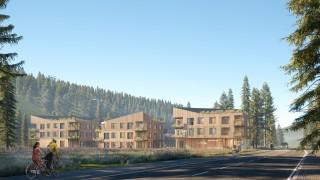 W Szczyrku trwa budowa apartamentów w kameralnej inwestycji