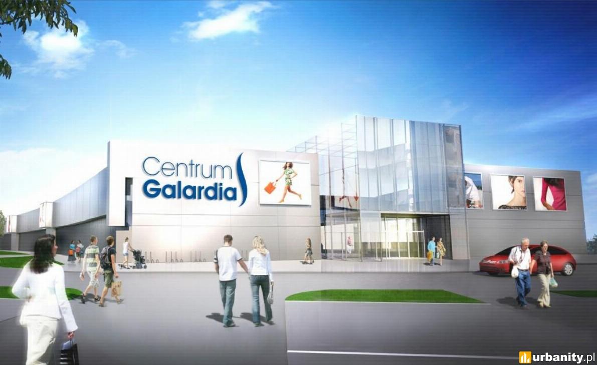Zakończyła się budowa Galerii Galardia w Starachowicach