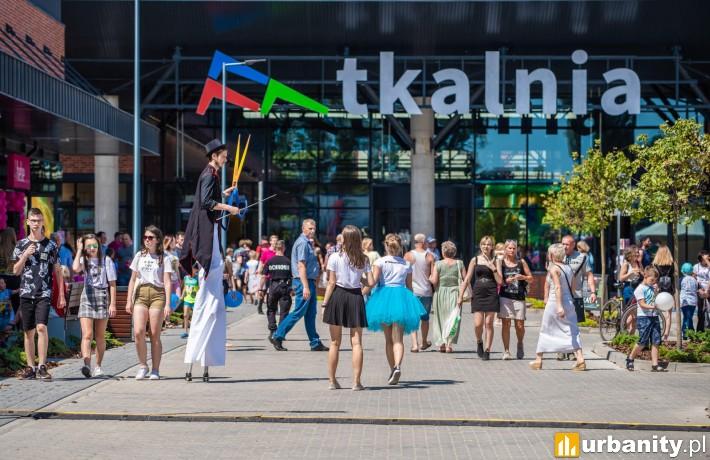 Centrum handlowo-rozrywkowe Tkalnia w Pabianicach