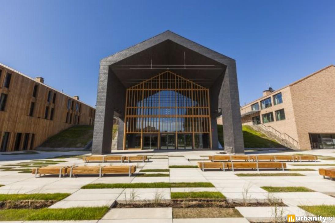 Centrum kulturalno-rekreacyjne w Muzeum Wsi Mazowieckiej w Sierpcu