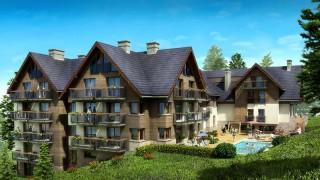 Czarny Kamień Resort & SPA powstaje w Szklarskiej Porębie