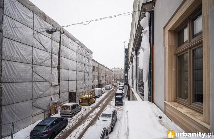 Kamienica przy Włókienniczej 6 w Łodzi (fot. Stefan Brajter / UMŁ)