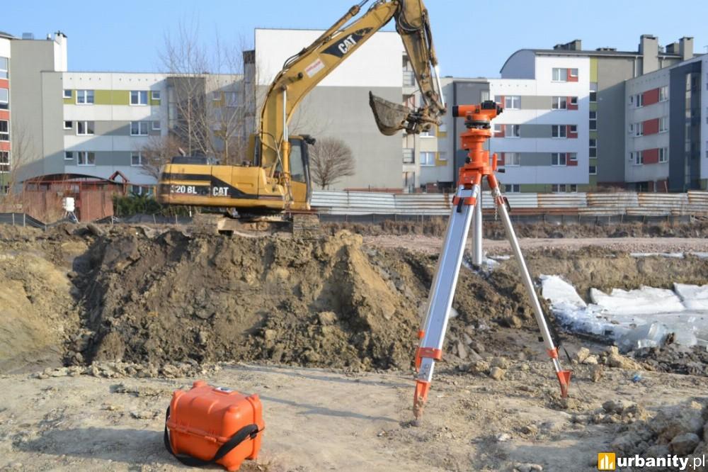 Przyspiesza realizacja projektu Wschodnia 19 w Luboniu