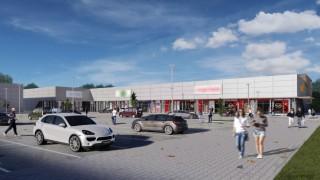 W Wałczu powstanie Aura Park w sąsiedztwie Lidla i parku handlowego