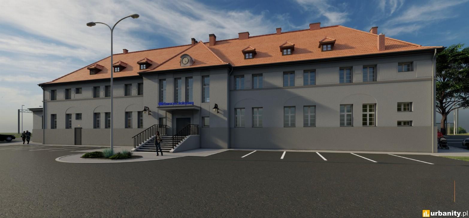 Opolskie: Dworzec w Oleśnie przejdzie gruntowny remont
