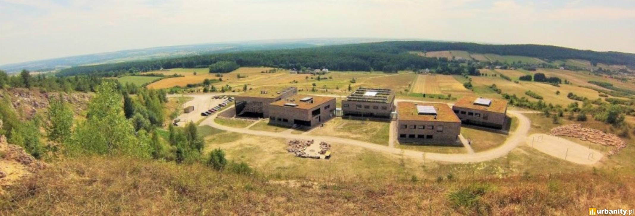 Zakończyła się budowa Europejskiego Centrum Edukacji Geologicznej