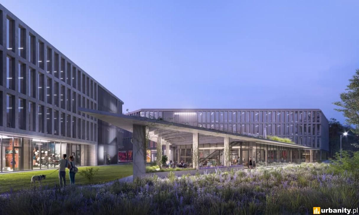 Miał być park handlowy, a powstaje biurowiec G7 Inter Office
